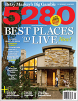 Denver's 5280 Magazine, May 2010