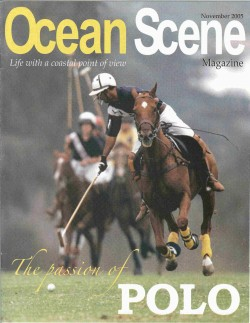 Ocean Scene Magazine Website